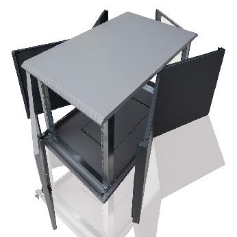 Kompakter Serverschrank